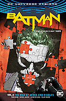 Batman Vol 4 The War of Jokes and Riddles