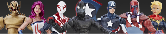 "MARVEL LEGENDS 3.75"" WAVE 5"