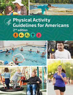 Physical Activity Guidelines for Americans, 2nd edition