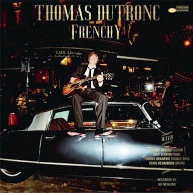 Cover Album Thomas Dutronc