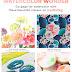 July is Watercolor Month at Creativebug!