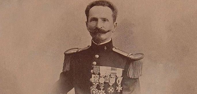 Zdjęcie W. Jagniątkowskiego zostało pozyskane z książki W krainie bokserów, Kraków 1913.