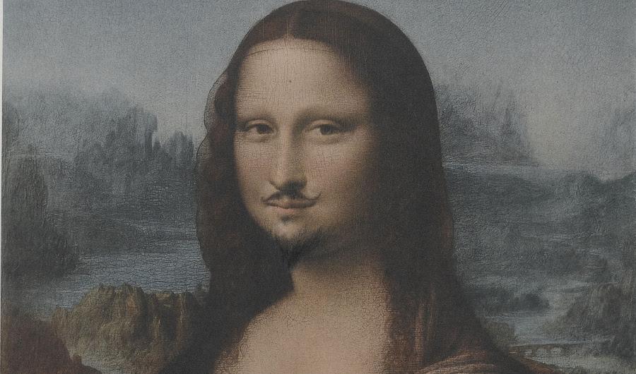 O que Memes Owe de História da Arte
