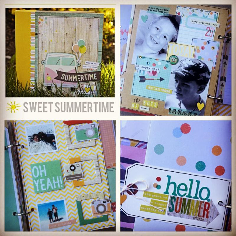 Scrapbook Obsession Weekly Round-Up 06-21-15