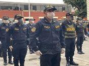 De acuerdo al Ministerio del Interior, la policía es una de las entidades más afectadas por la pandemia.