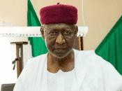 Chief of Staff to President Muhammadu Buhari, Abba Kyari.