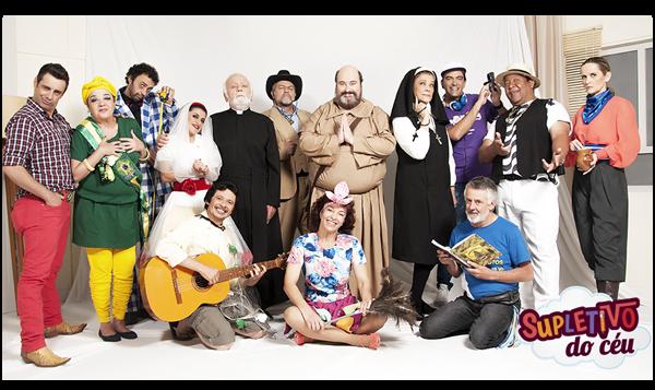 Humorístico da TV Aparecida estreia com boa audiência
