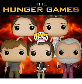 THE HUNGER GAMES POP!