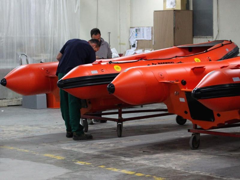 La empresa permanecerá en Galicia Foto © Narwhal Boats