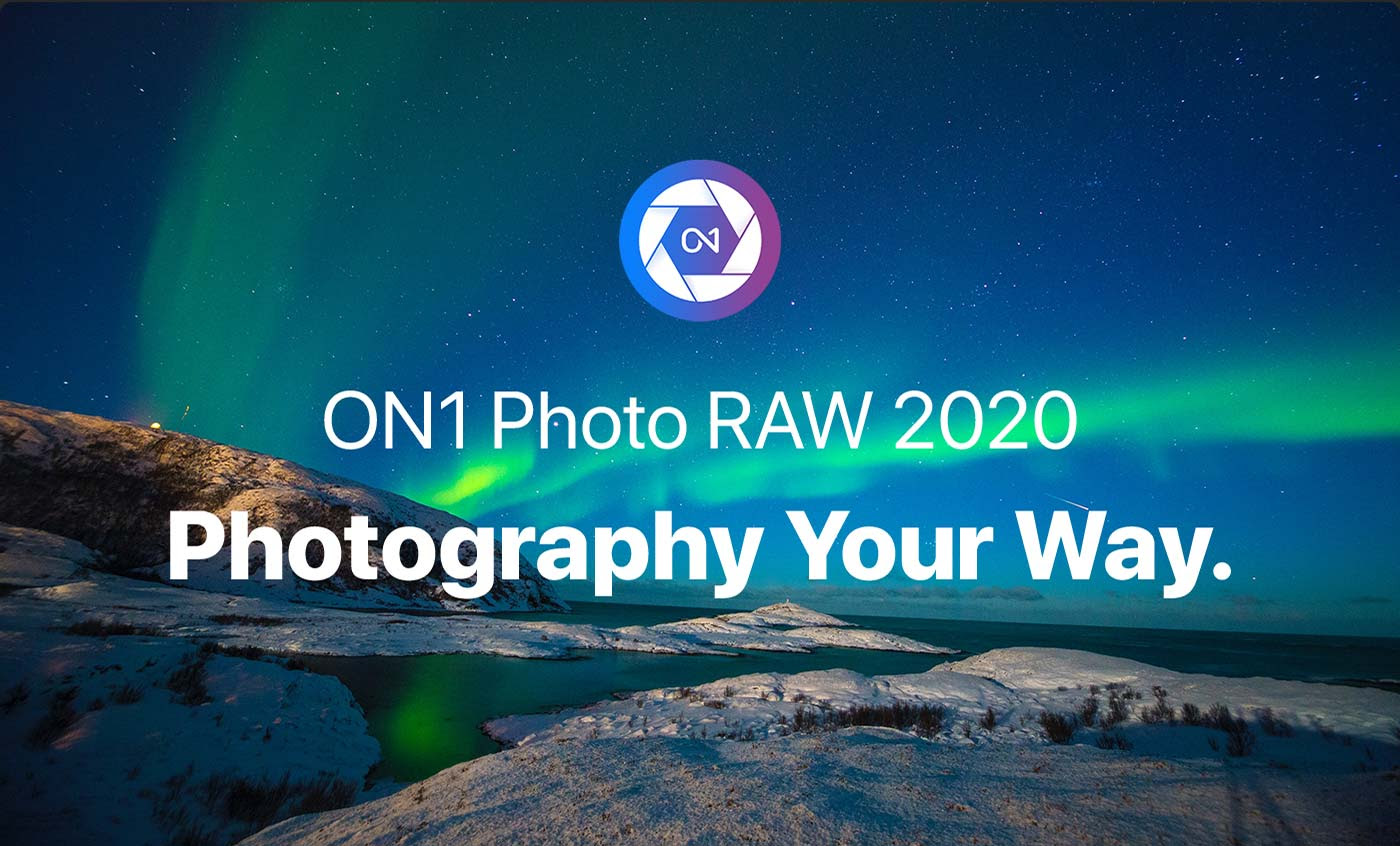 The NEW ON1 Photo RAW 2020 Full Version
