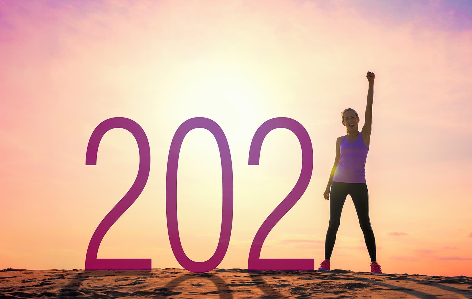 Rowerowe postanowienia na rok 2021. A co Ty sobie zaplanowałeś?
