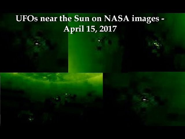 UFO News - UFOs near the Sun on NASA images plus MORE Sddefault