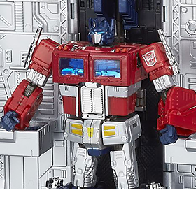 Transformers Platinum Series Year of the Rooster Optimus Prime Exclusive