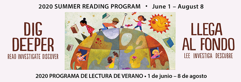 Summer Reading 2020 Sonoma County Library