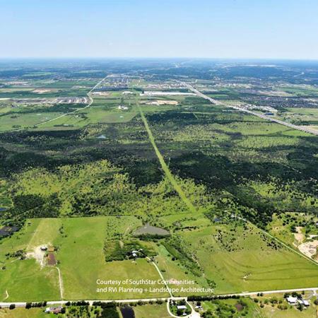 San Antonio - August - 1,900-Acre Community Planned