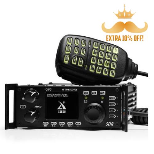 XIEGU G90 HF RADIO