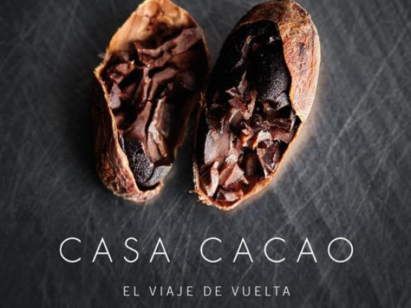 Portada del libro Casa Cacao