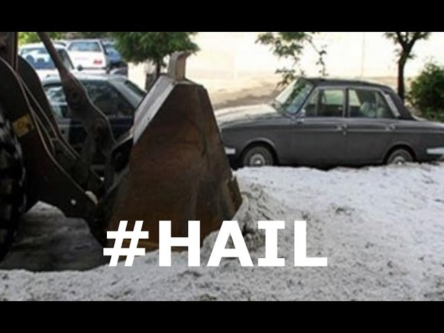 "*Unprecedented HAIL* pounding Earth! | ""Knee Deep"" | #HAIL  Sddefault"