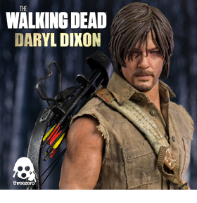 THE WALKING DEAD DARYL 1/6 SCALE FIGURE