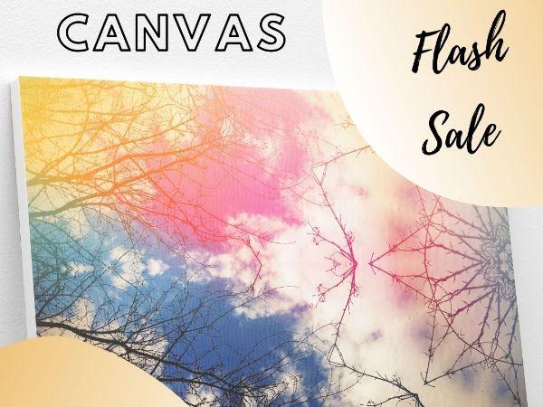 Canvas Prints FLASH SALE