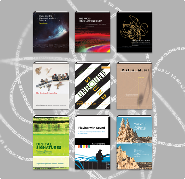 Humble Book Bundle: Computer Music by MIT Press