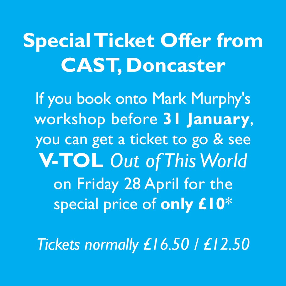 £10 Ticket Offer