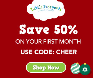 Little Passports: Get it deliv...