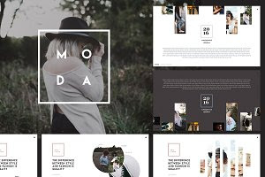 MODA - Keynote Template