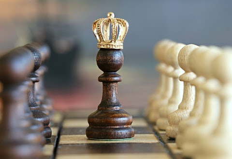 ways to grow a business - king in chess