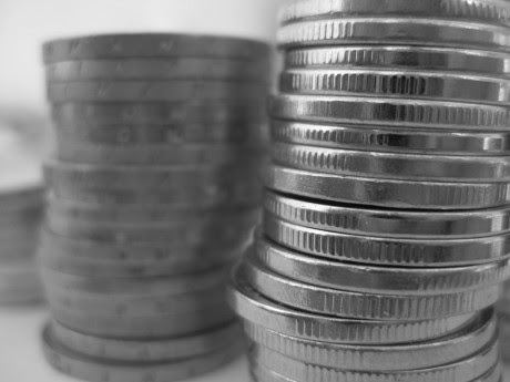 Silver Coins 2 - Public Domain