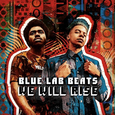Cover single Blue Lab Beats