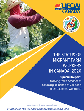 Poster of UFCW