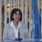 Rima Khalaf, former head of the Economic and Social Commission for Western Asia. (Photo: ESCWA)