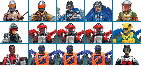 JOECON 2016 SKY PATROL VS. COBRA A.D.D.E.R.S. BOX SET