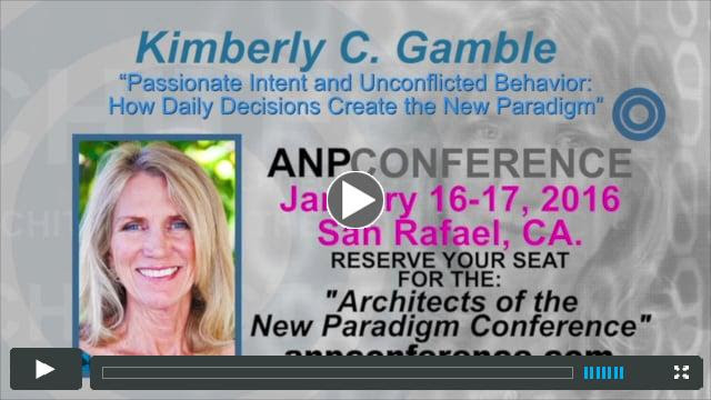 Kimberly Gamble - Interviewed by Lori Lorenz