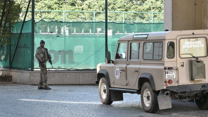 Militaires renversés à Levallois-Perret : le suspect, un Algérien âgé de 36 ans a été hospitalisé à Lille