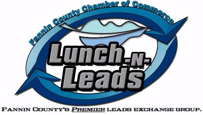 Lunch N Leads logo