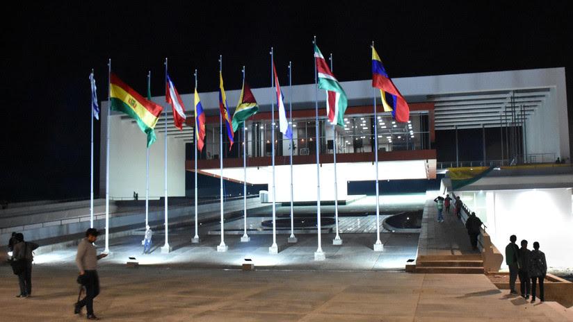 Brasil oficializa su retiro de Unasur tras recibir la presidencia pro tempore del bloque