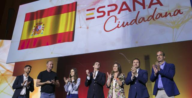 Spain's Ciudadanos party: civil patriotism or nationalism?
