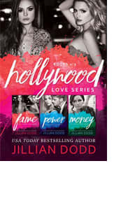 Hollywood Love Series: Books 1–3 by Jillian Dodd