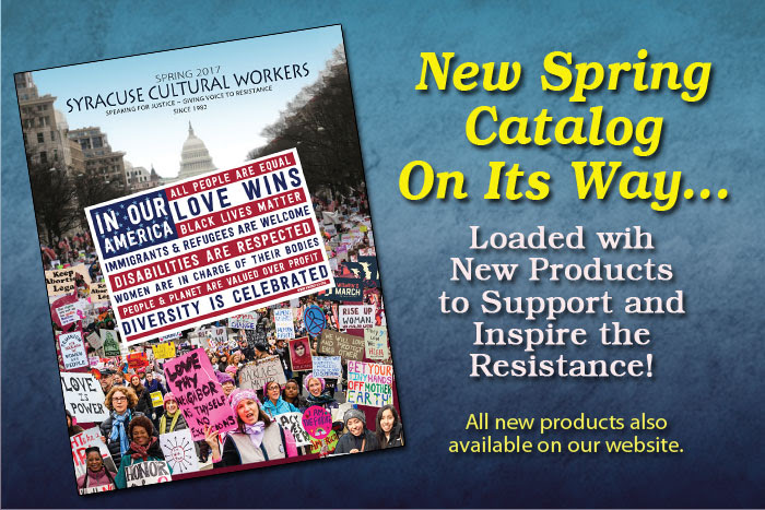 New spring catalog is on it's way