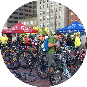 Boston Bike Week Festival