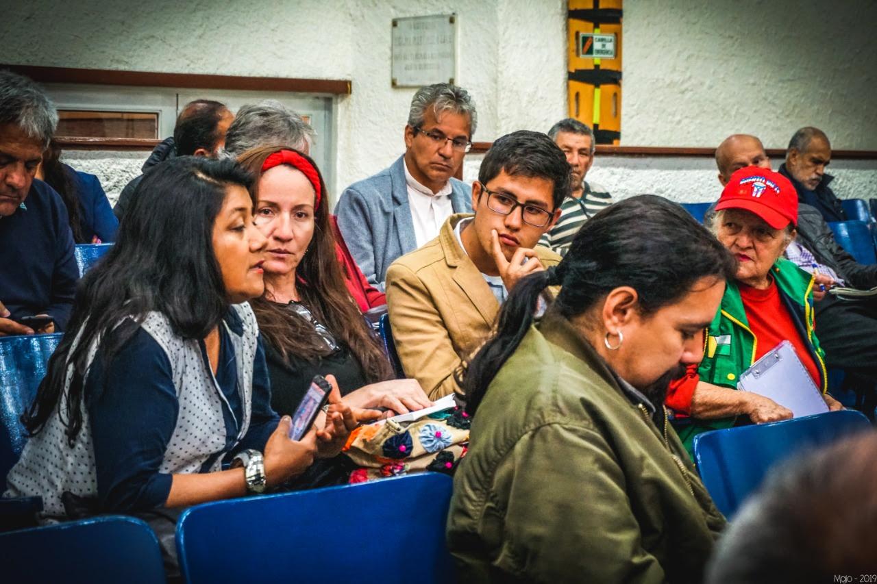 Sé parte de la transformación de las JAC en Bogotá