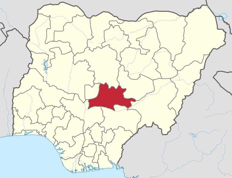 Nasarawa state, Nigeria. (Wikimedia)