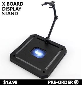 X Board Display Stand