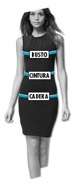 Guía de tallas de vestidos – cómo elegir tu talla de vestido adecuada