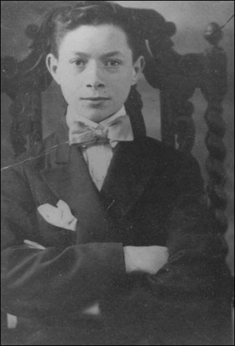 David Sarnoff, ca. 1907