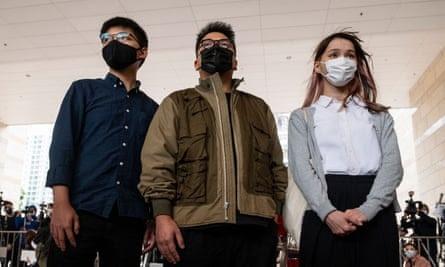 私の友人のうち3人は、香港のCCPの標的にされました。