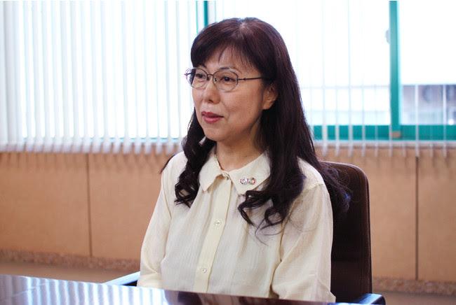 日本眼鏡技術者協会 広報部長 杉本佳菜子氏