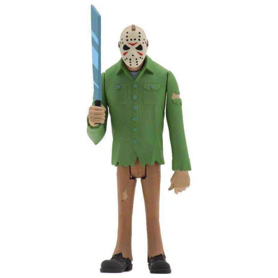 "Image of Toony Terrors - 6"" Scale Action Figure - Jason (Friday the 13th)"